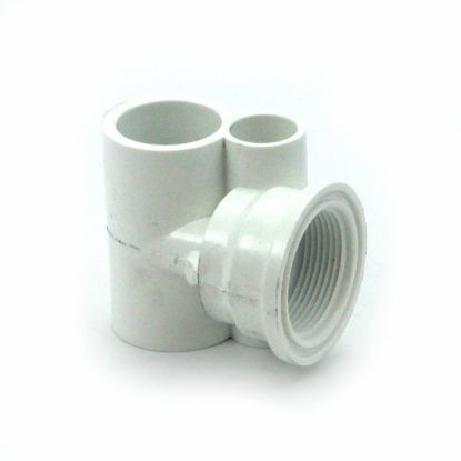 "20325V: Jet Body,G/GIND,Budget Ser,1/2""Air x 1""Water,1-3/4""Hole Size"