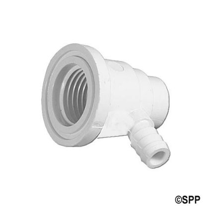 "20209: Jet Body,GGIND,Micro/Macro,3/8""B Air,1"" Hole Size            (Req's Ftg For Water Inlet)"