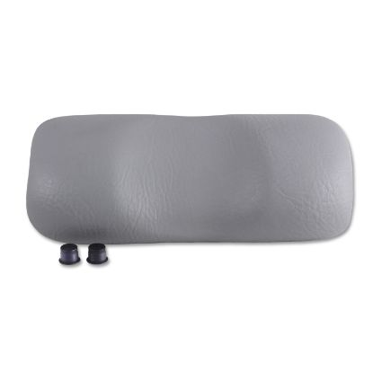 "4200150G: Pillow,LEISUREBAY,11""Snap-In,Graphite Gray"