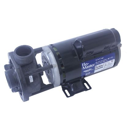 "02610000: Pump, Aqua-Flo FMCP, 1.0HP, CD, 48-Frame, 2-Speed, 115V, 9.8/3.8A,  1-1/2""MBT, Includes Unions"