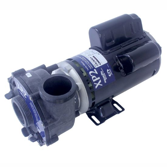 "05334012-2040: Pump, Aqua-Flo FMXP2e, 3.0HP, SD, 56-Frame, 2-Speed, 230V, 12.0/3.9A, 2""MBT, Includes Unions"