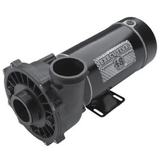 "3421221-1A: Pump, Waterway Executive 48, 3.0HP, 230V, 8.5/2.8A, 2-Speed, 2""MBT, SD, 48-Frame"