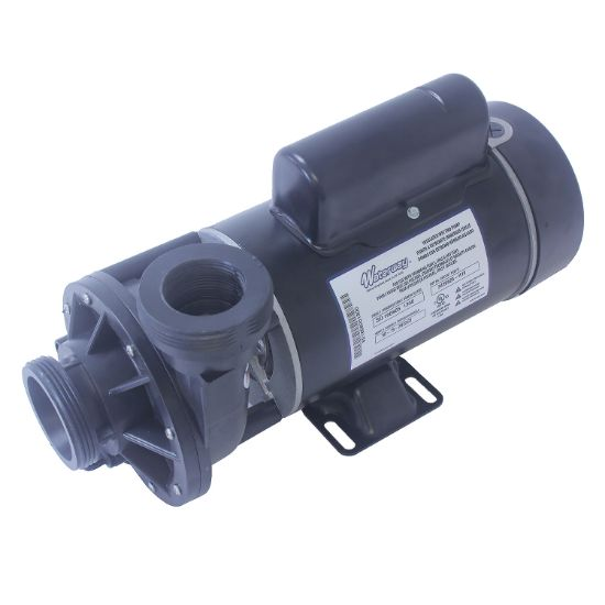 3420620-H10: Pump, Waterway Hi-Flo II ,  48Fr, SD, 1.5HP, 2Spd , 230V, 8.0/2.6A