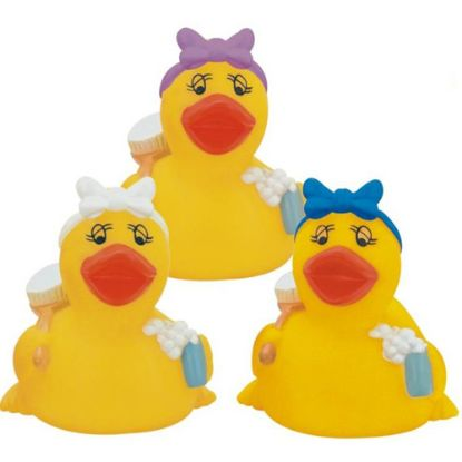 IS-0064: Rubber Duck, Bath Tub Duck