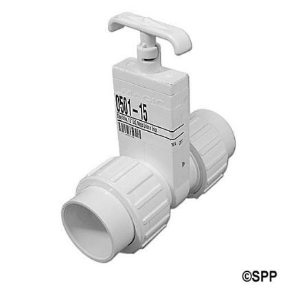 "0501-15: Slide Valve, Magic, 1-1/2""S Union"