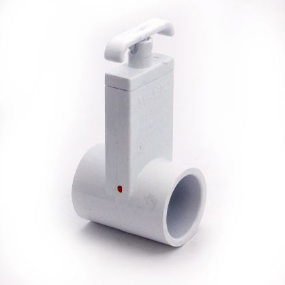 "0414-15: Slide Valve, Magic, Uni-Body, 1-1/2""S x 1-1/2""FPT"