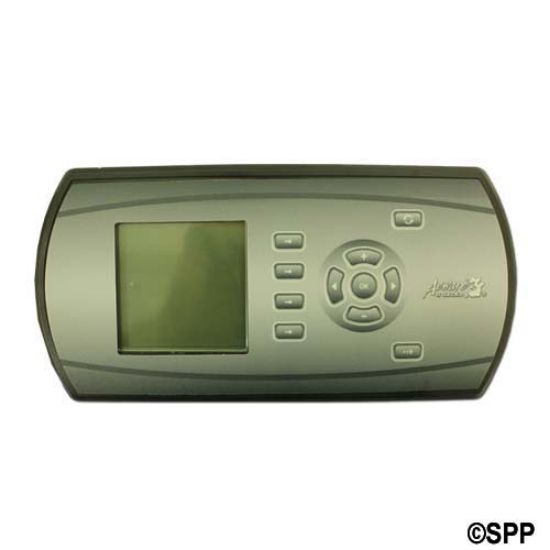 BDLINK600GF: Spaside Control, Gecko IN.K600 (Menu Driven Graphic), 11-Button, LCD Interface, w/Overlay, 10' Cable, w/in.link Plug