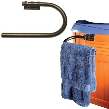 TB: Towel Bar, Leisure Concepts, Side Mount