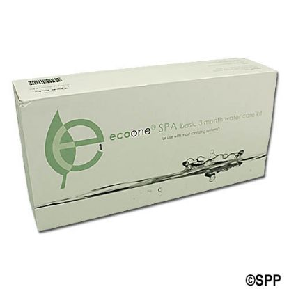 ECO-8039: Water Care, EcoOne, Basic Water Care Kit