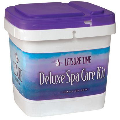 45100A: Water Care, Leisure Time, Deluxe Spa Kit, Chlorine