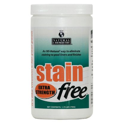 07395: Water Care, Natural Chemistry, Stain Free, Extra Strength, 1.75lb