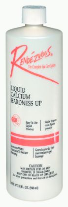106322A: Water Care, Rendezvous, Hardness Up, Liquid Calcium, 32oz Bottle