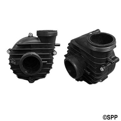 "PUM22901051: Wetend, Cal Spas Power Right, 56Y Frame, Dually Reverse, 4.0HP, 2""MBT In/Out"